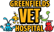 Greenfields Vet Mobile Retina Logo